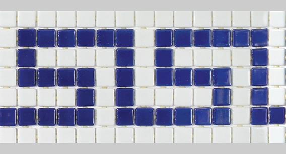 В этой технике мозаики можно