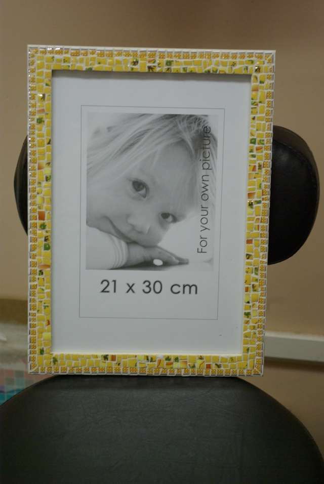 Как сделать рамку для фото своими руками